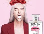 """Miguel Vilas saca a la venta su """"Semen"""", un perfume creado con su propio fluido"""
