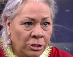"""Carmen Gahona estalla contra Carlota Corredera en 'Sálvame' y le dice que no es """"nadie"""" para darle """"lecciones"""""""