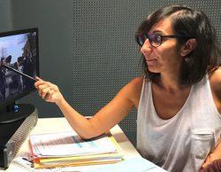 """Marta Vargas-Machuca ('Héroes, más allá del deber'): """"Mostramos la vida de las personas"""""""