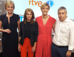 """TVE presenta la nueva temporada de sus programas matinales: """"En esta cadena se nos da libertad"""""""