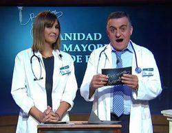 'El intermedio': Los doctores Wyoming y Sabatés entregan los Premios Sondas a la peor sanidad del país