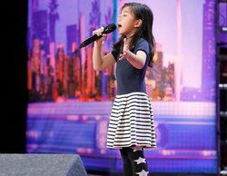 'America's Got Talent', en NBC, lidera la noche como lo más visto de todas las franjas