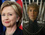Hillary Clinton se compara con Cersei Lannister de 'Juego de tronos' en su nuevo libro