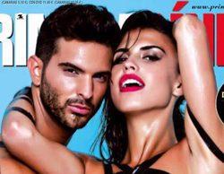 Sofía Suescun y Suso ('GH 16') calientan la portada de Primera Línea con un desnudo integral