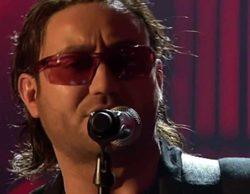 laSexta publica una foto de Carlos Santos en 'TCMS' pensando que es Bono de U2