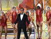 La 69ª edición de los Premios Emmy cae cuatro décimas y está cerca de su mínimo histórico