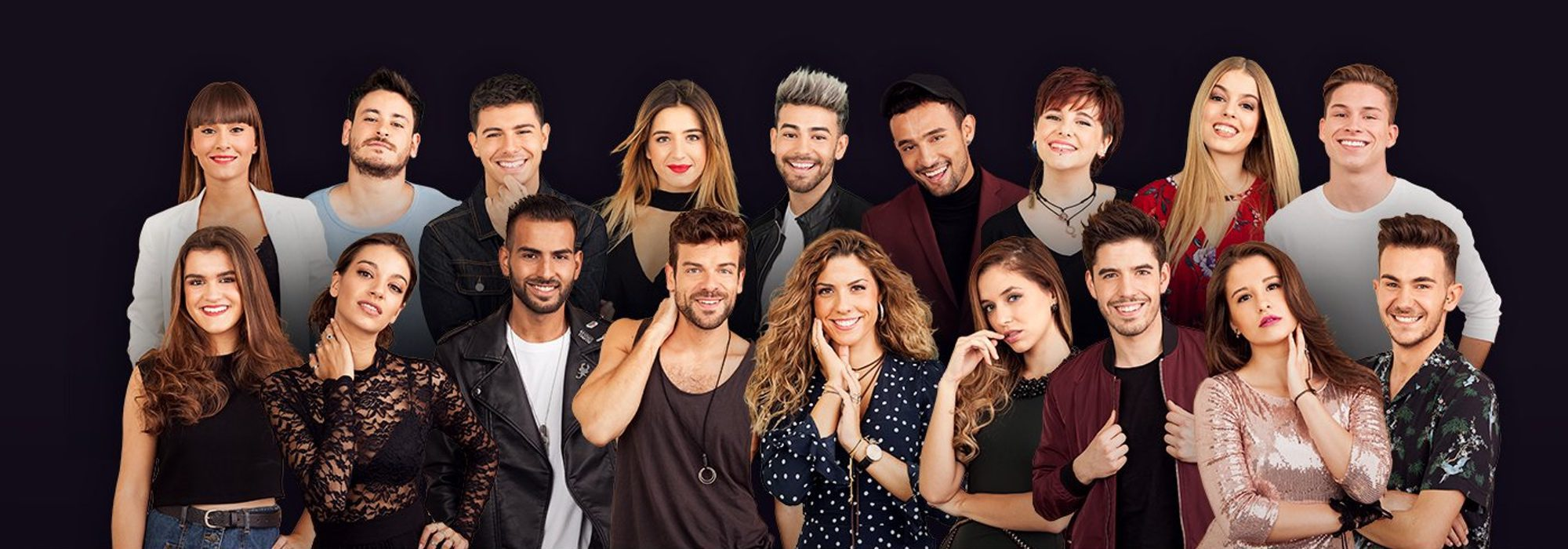 'OT 2017': Conoce a los 18 concursantes seleccionados para la Gala 0