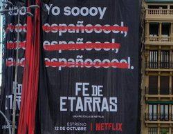 """La Guardia Civil denuncia a Netflix por el cartel de 'Fe de Etarras': """"Atenta al respeto de las víctimas"""""""