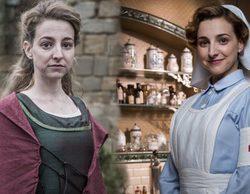 El gran cambio de imagen de Anna Moliner entre 'Tiempos de guerra' y 'La catedral del mar'