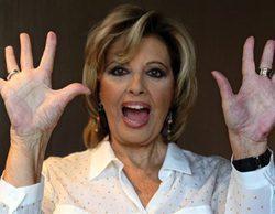 María Teresa Campos vuelve a la televisión para participar en el debate de 'GH Revolution'
