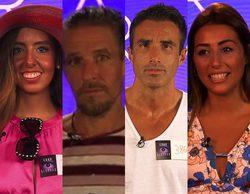 'GH Revolution': El público elige a Nerea, Maico, Hugo y Miriam como primeros nominados del programa