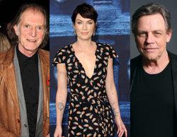 'Trollhunters': Mark Hamill, Lena Headey y David Bradley se incorporan a la segunda temporada de la serie