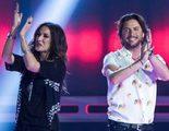 'La Voz' estrena su 5ª edición por todo lo alto con un fantástico 21% e 'Hipnotízame' baja a escueto 8,6%
