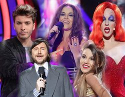 Angy, Roko, Ruth Lorenzo, Blas Cantó y Santiago Segura estarán en la primera gala de 'Tu cara me suena 6'