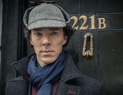 Benedict Cumberbatch, satisfecho con el parón que tiene 'Sherlock' entre temporadas