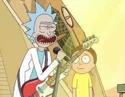 TNT lanza la nueva temporada de 'Rick y Morty' el 29 de septiembre con Álex de la Iglesia