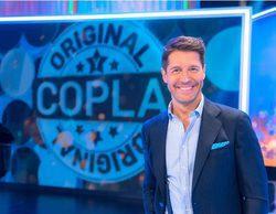 Canal Sur estrena el 3 de octubre 'Original y Copla', el 'Tu cara me suena' de copla con Jaime Cantizano