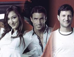 Yoli, Hugo y Miguel, nuevos nominados de 'GH Revolution'