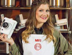 Miri, de 'Masterchef 5', regresa a los fogones para ayudar a los aspirantes de 'Masterchef Celebrity 2'