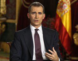 El Rey Felipe VI se dirigirá a los españoles en un mensaje que podrá verse en directo en televisión a las 21h