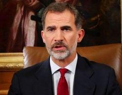 """Así ha sido el discurso del rey Felipe VI sobre Cataluña: """"Han demostrado una deslealtad inadmisible"""""""