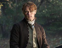 'Outlander': Una escena sexual despierta la polémica