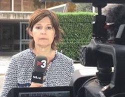 Una reportera de TV3 denuncia que un hombre escupió en su micrófono ante la Audiencia Nacional