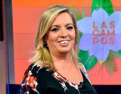 """Carmen Borrego, nueva colaboradora de 'Sálvame' con sección propia: """"Campos de batalla"""""""