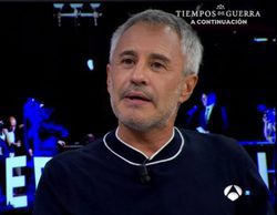 """Sergio Dalma opina sobre el 1-O en 'El hormiguero': """"No soy independentista, pero apoyo un referéndum pactado"""""""
