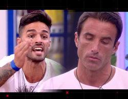 El fortísimo encontronazo entre Cristian y Hugo en 'GH Revolution' durante las nominaciones