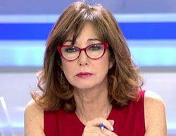 Ana Rosa Quintana, en el punto de mira al afirmar que ha sacado todo su dinero de un banco catalán