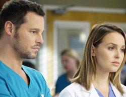 'Anatomía de Grey' es la emisión no deportiva más vista aunque 'Scandal' estrena con éxito su última temporada