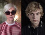 'AHS: Cult': La primera imagen de Evan Peters caracterizado de Andy Warhol