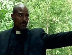 "Seth Gilliam ('The Walking Dead'): ""Ha sido duro leer amenazas de muerte. Me acabé distanciando del personaje"""