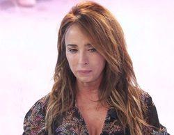 María Patiño se derrumba en 'Socialité' al recordar la despedida de Kiko Matamoros de 'Sálvame'