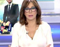 "Ana Rosa Quintana se enfada por la amenaza de un Mosso d'Esquadra uno de sus reporteros: ""Es intolerable"""