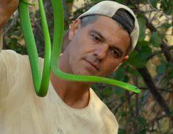 'Wild Frank: El beso de la mamba negra': Frank Cuesta estrena temporada en África el domingo 15 de octubre