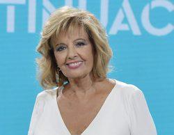 María Teresa Campos avanza su nuevo y sorprendente proyecto musical y da fecha de regreso a televisión