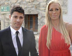 Belén Esteban y Fran Álvarez, su exmarido, coinciden en los estudios de Telecinco