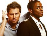 La película de 'Psych' se estrena el 7 de diciembre en USA Network