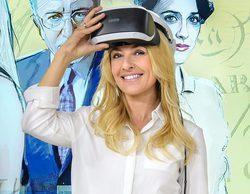 'El Ministerio del Tiempo' presenta 'Salva el tiempo', su pionera experiencia de realidad virtual