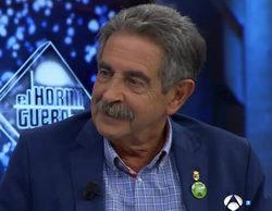 """Miguel Ángel Revilla en 'El hormiguero': """"A Puigdemont se le han empezado a aflojar las piernas"""""""