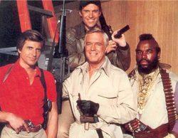 'El equipo A' vuelve a la tele de la mano de Trece
