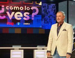 """Las claves de '¿Cómo lo ves?' con Carlos Herrera: """"Buscamos que el espectador pueda opinar en tiempo real"""""""