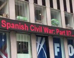 """Fox News se pregunta si el conflicto catalán puede ser """"una segunda parte de la Guerra Civil española"""""""