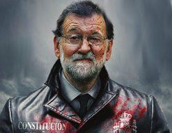 Mongolia convierte a Rajoy en el malvado Negan de 'The Walking Dead'