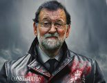 Mongolia convierte a Rajoy en el malvado Negan de 'The Walking Dead'