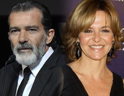 Rifirrafe entre la periodista Almudena Ariza y el actor Antonio Banderas por los abusos Harvey Weinstein