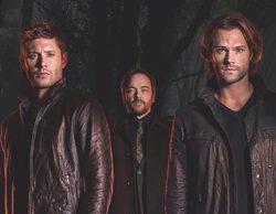 'Anatomía de Grey' se sitúa como primera opción y 'Sobrenatural' se estrena con solidez