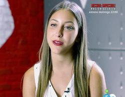 Elena de 'La Voz Kids', nueva concursante de 'La Voz'